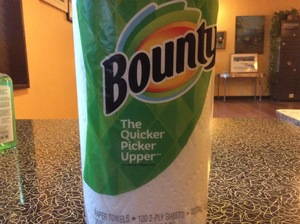 Paper Towels—Bounty